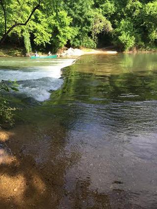 Song Dog Kayaks on Crooked Creek
